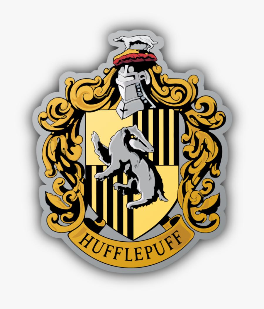 Printable Harry Potter Hufflepuff, Transparent Clipart