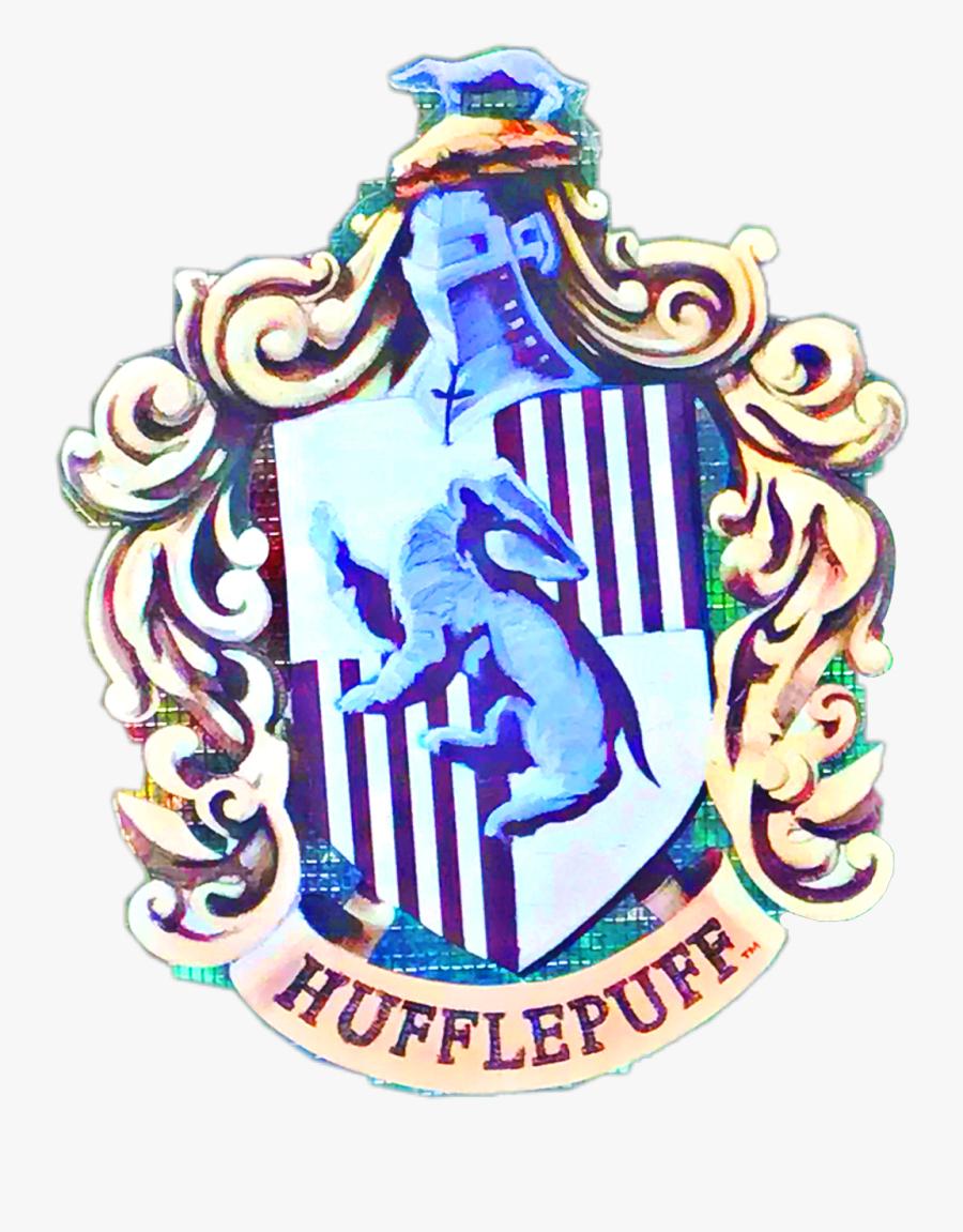 @hufflepuff - Harry Potter Logo Hufflepuff, Transparent Clipart