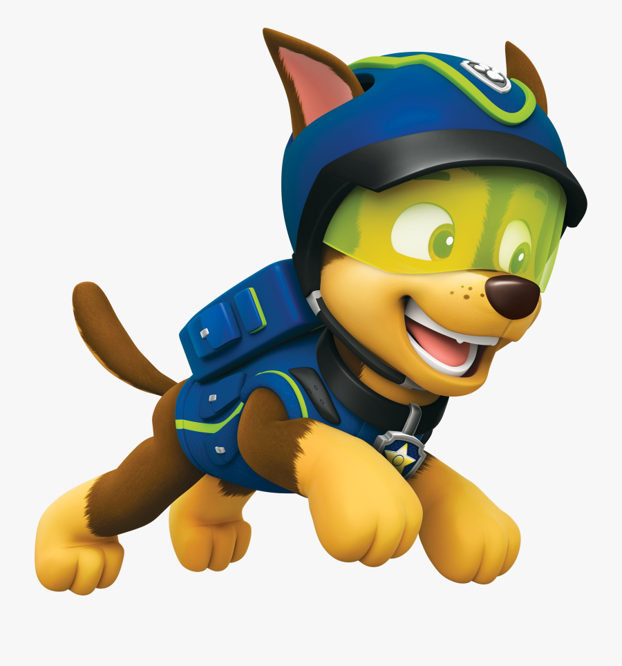Clipart Numbers Paw Patrol - Spy Chase Paw Patrol, Transparent Clipart