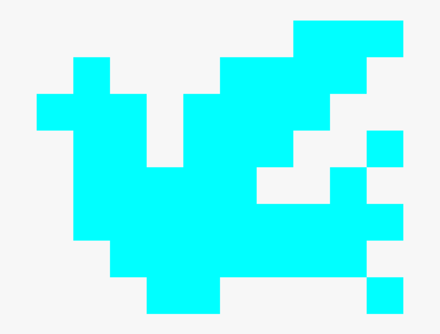 Blue,square,angle - Aphmau Katelyn Skin Phoenix Drop High, Transparent Clipart