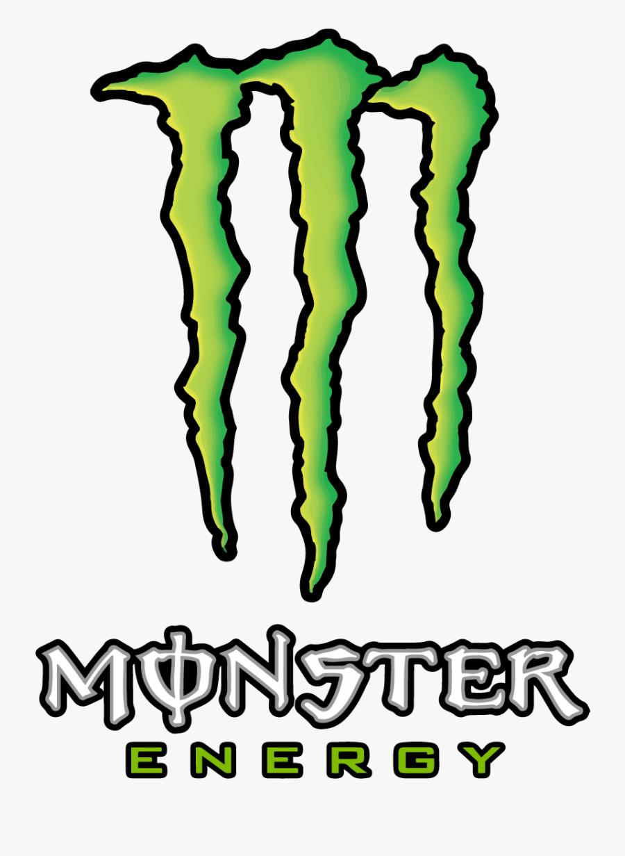 Monster Energy Logo Vector Transparent Vertical Logo Monster Energy Vector Free Transparent Clipart Clipartkey