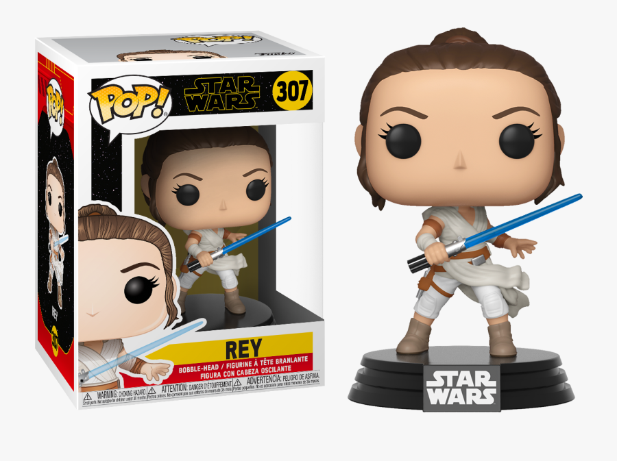 Star Wars Episode Ix - Funko Pop Star Wars The Rise Of Skywalker, Transparent Clipart