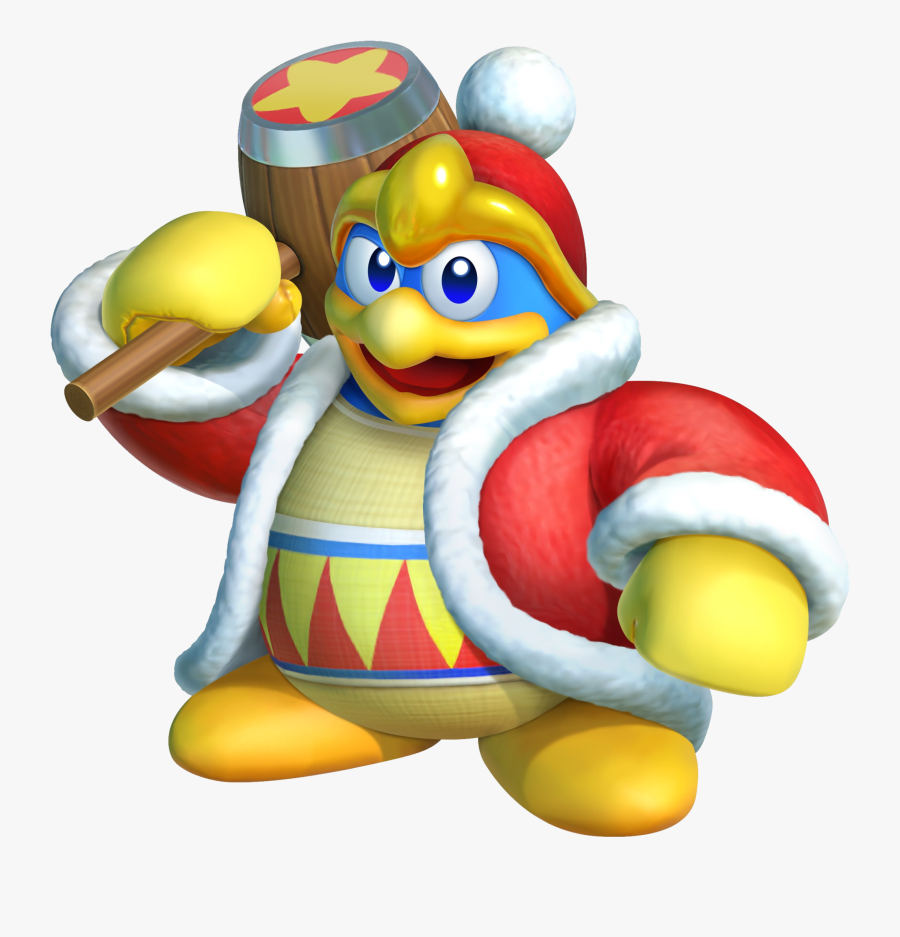 Kirby King Dedede Clipart , Png Download - King Dedede Kirby Star Allies, Transparent Clipart