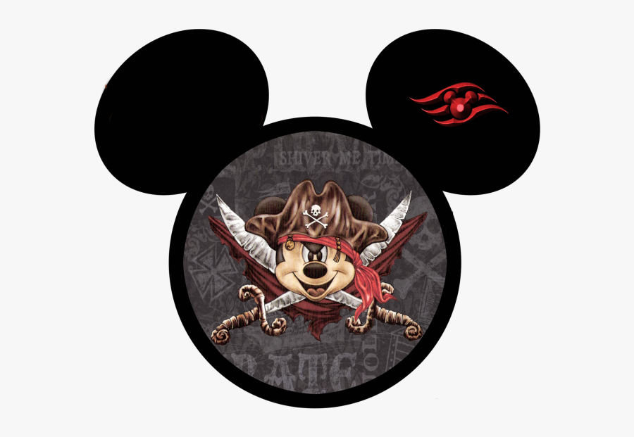 Mickey Mouse Disney Cruise Line Clipart Png, Transparent Clipart