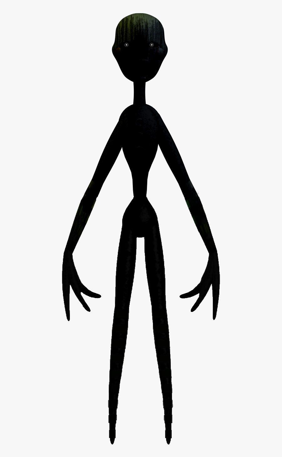 Marionette Drawing Full Body Huge Freebie Download - Five Nights At Freddy's 3 Puppet, Transparent Clipart