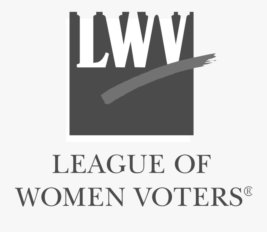 League Of Women Voters, Transparent Clipart