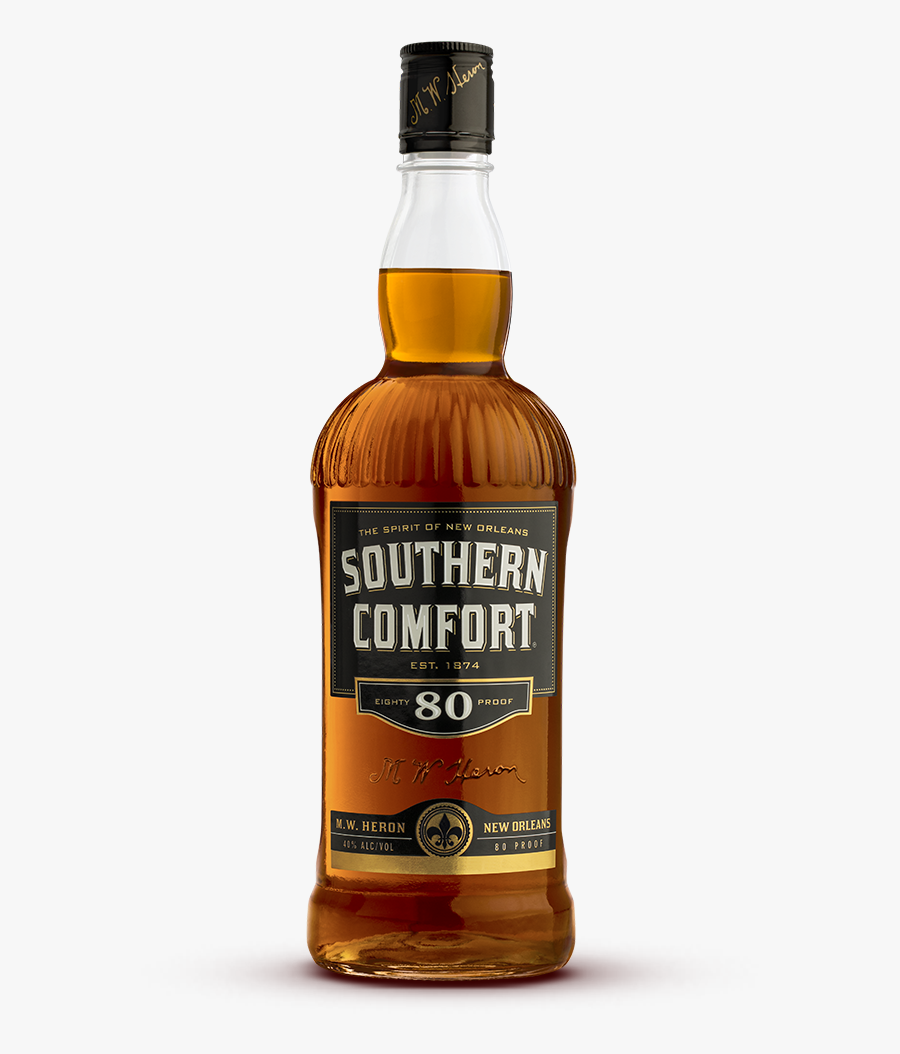 Southern Comfort 80 Proof - Southern Comfort Black 700ml, Transparent Clipart