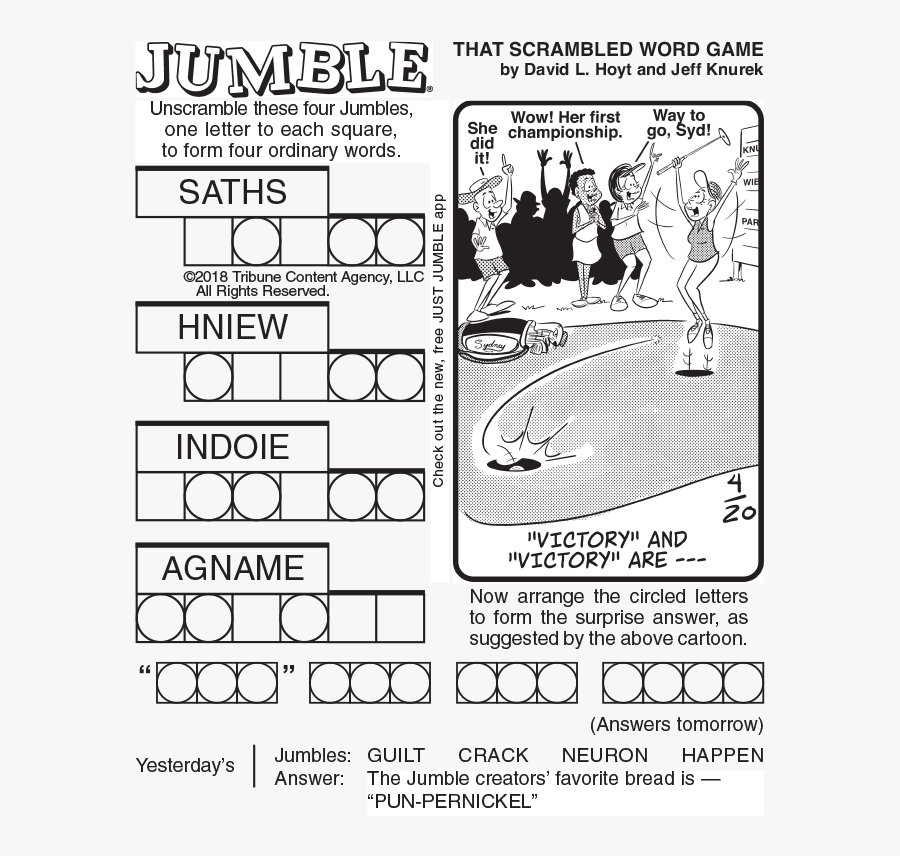 It is a picture of Printable Jumble Puzzles with regard to kindergartener