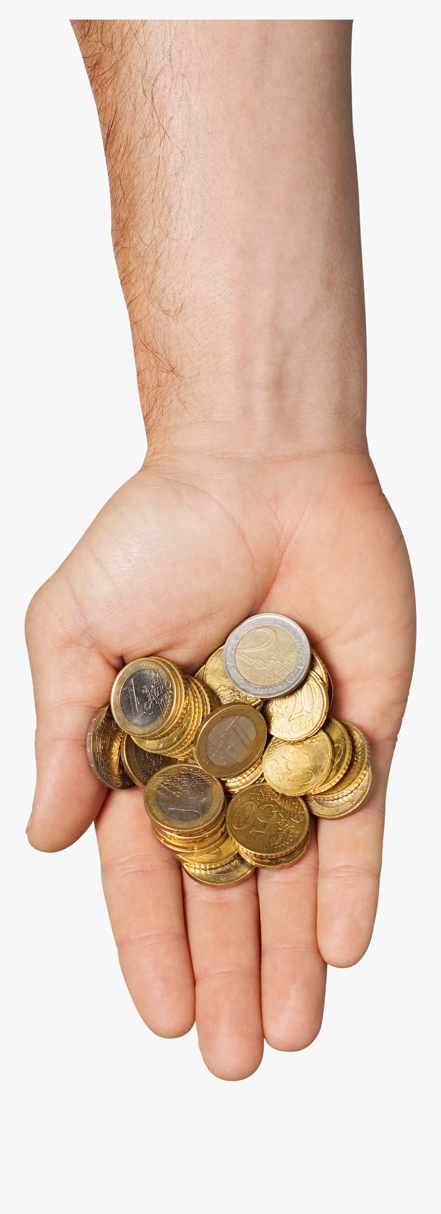 Png Free Images Pictures - Hands Hold Money Png, Transparent Clipart