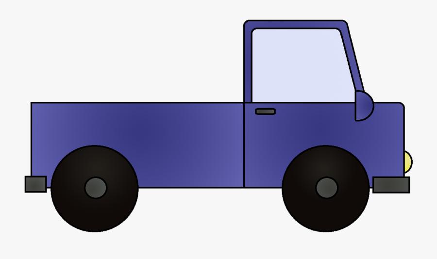 Fed Ex Clipart Transport Truck - Truck Clip Art Transparent, Transparent Clipart