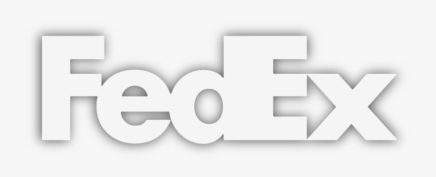 Transparent Fedex Truck Clipart - Graphic Design, Transparent Clipart