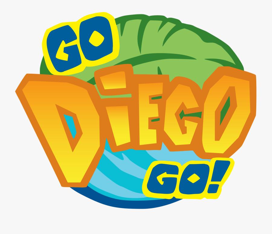 Go Diego Go Logo - Nick Jr Go Diego Go Logo, Transparent Clipart