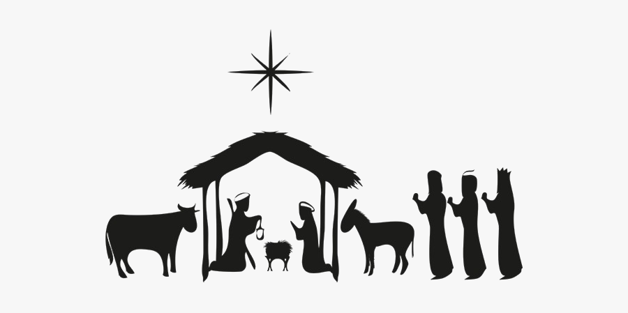 Nativity Png Picture - Christmas The Holy Family Icon, Transparent Clipart
