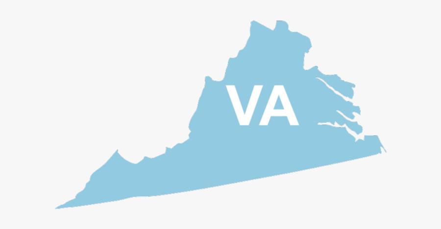 Virginia Governor Race Map 2017, Transparent Clipart