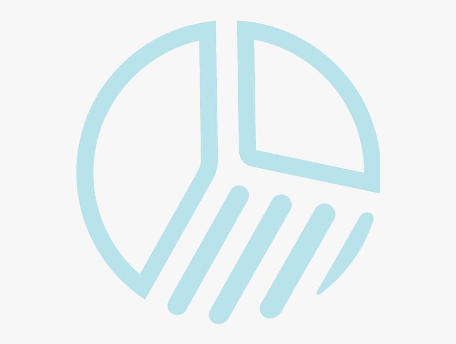 Pie Chart Illustration Icon - Circle, Transparent Clipart