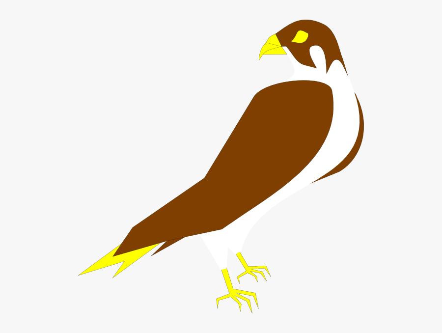 Falcon Svg Clip Arts - Falcon Clipart, Transparent Clipart