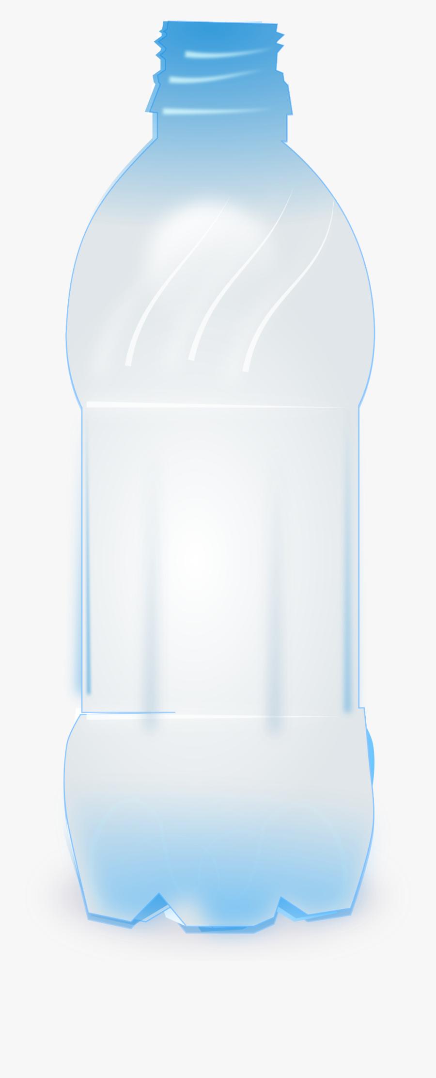 Transparent Shampoo Clipart - Gambar Botol Plastik Vektor, Transparent Clipart