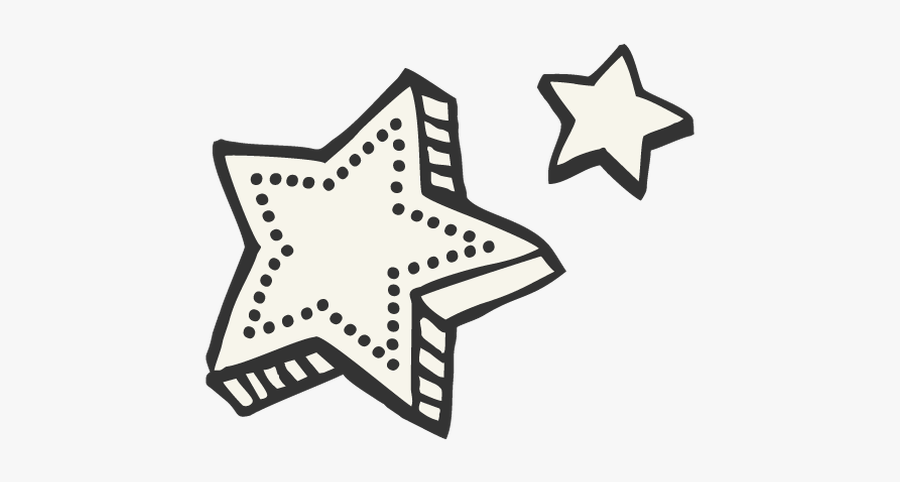 Star, Transparent Clipart
