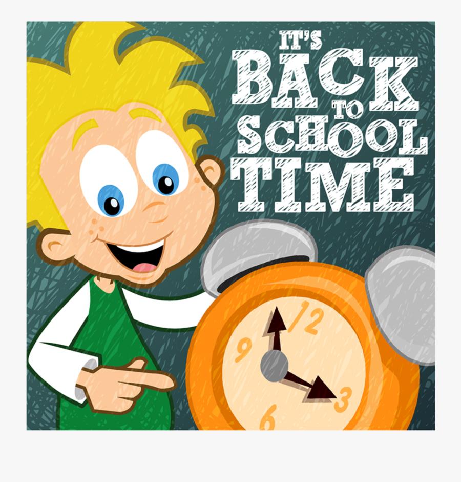 School Is Calling, Transparent Clipart