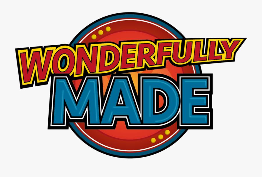 Wonderfully Made Logo, Transparent Clipart