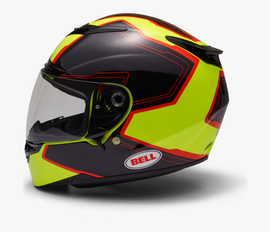 Motorcycle Gear, Helmets, Visibility, Be Seen - Motorcycle Helmet, Transparent Clipart