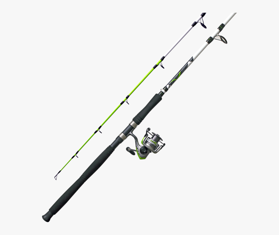 Fishing Pole Png Free Download - Big Cat Fishing Pole, Transparent Clipart