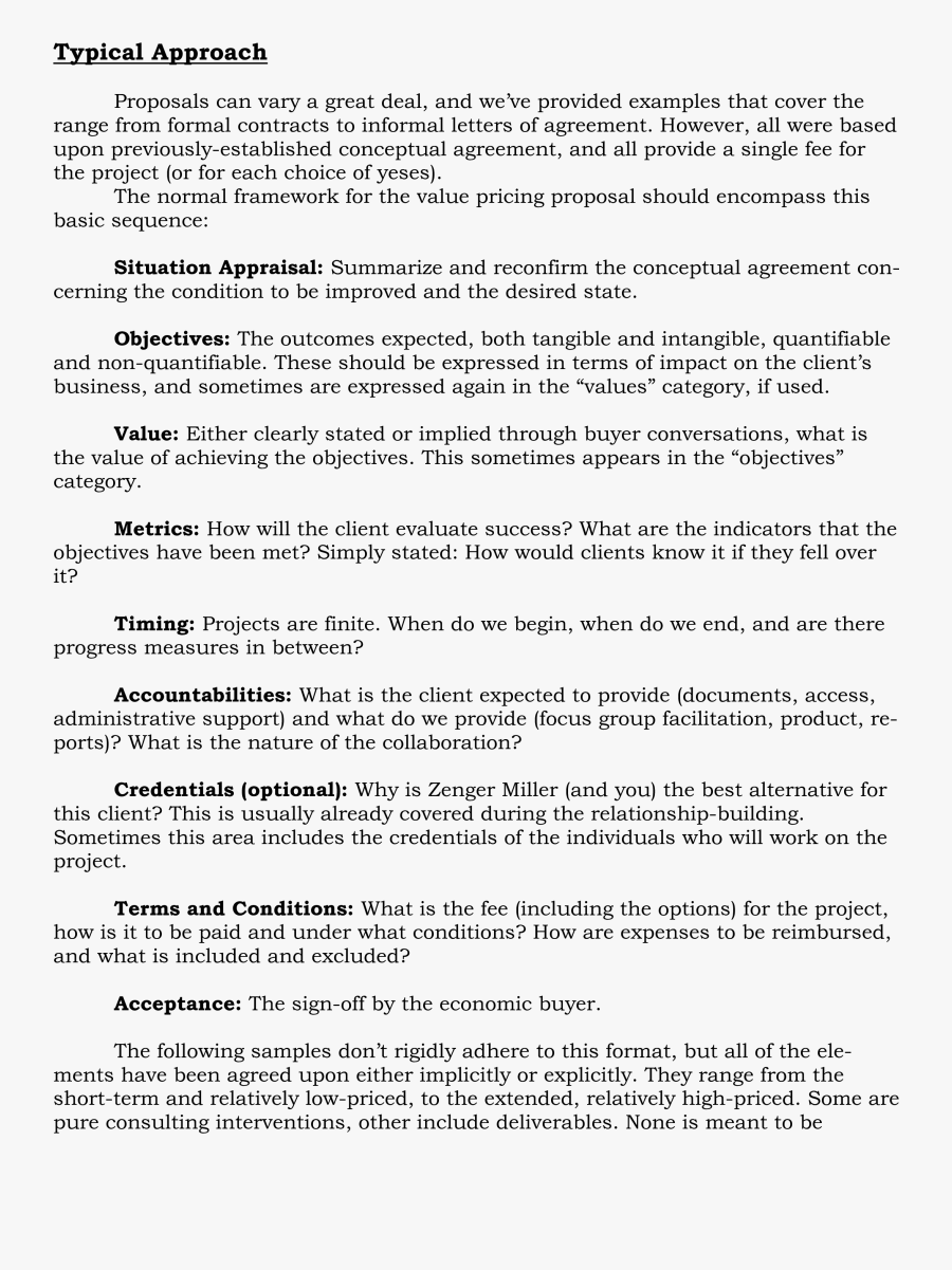 Sample Proposals - Economics Of The Business In Business Plan, Transparent Clipart
