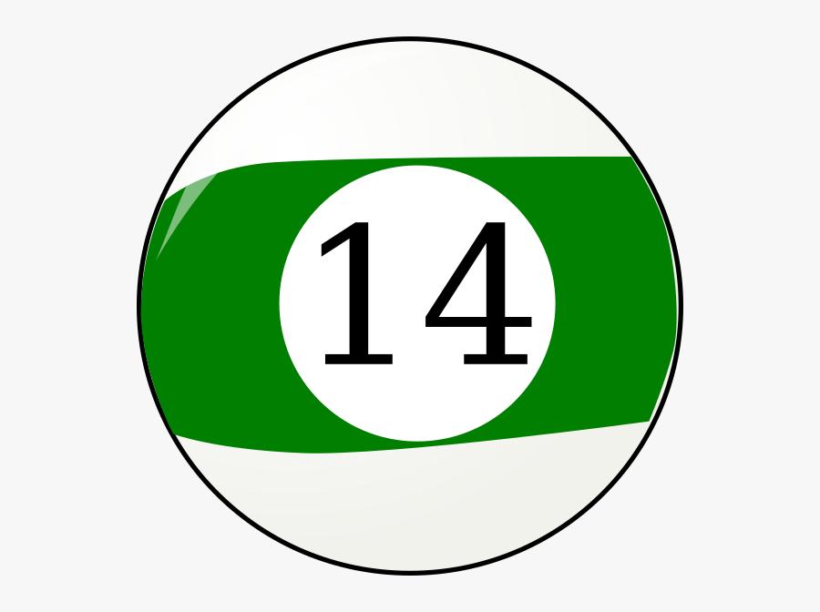 14 Ball Transparent, Transparent Clipart