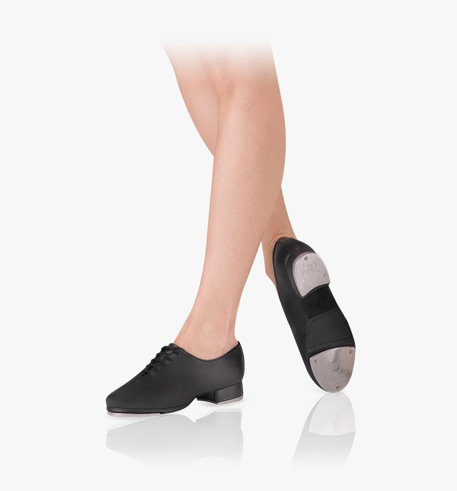 Transparent Jazz Shoes Clipart - Tap Shoes Women, Transparent Clipart