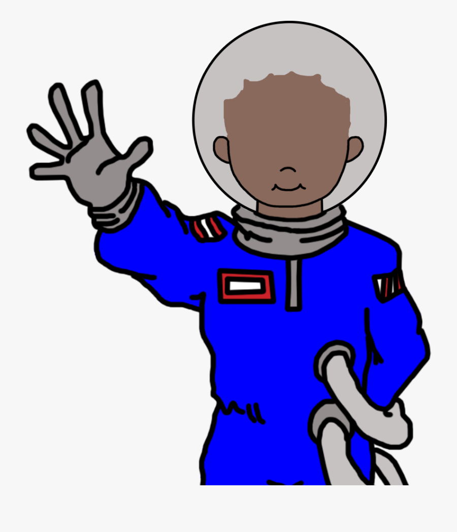 Astronaut Or Space Kids Birthday T Shirt Personalized - Cartoon, Transparent Clipart