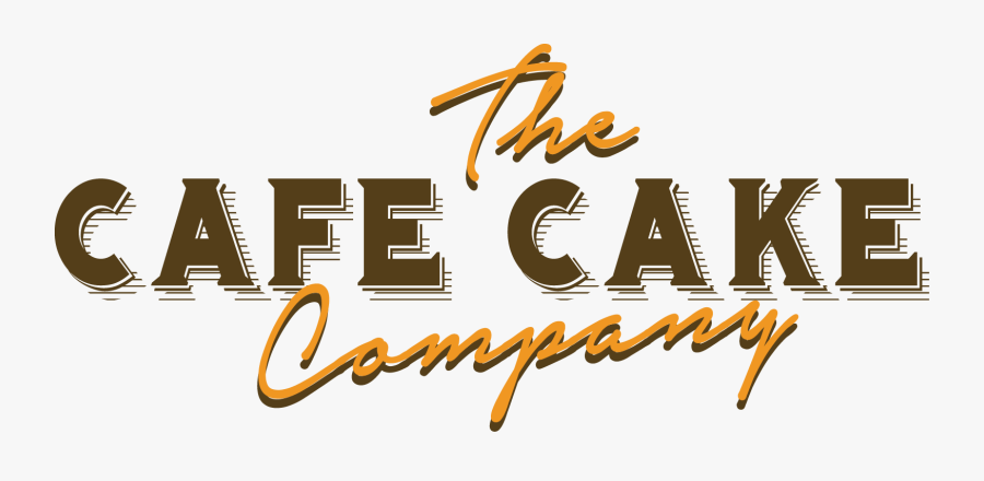 The Cafe Cake Company - Cafe N Cake Logo, Transparent Clipart