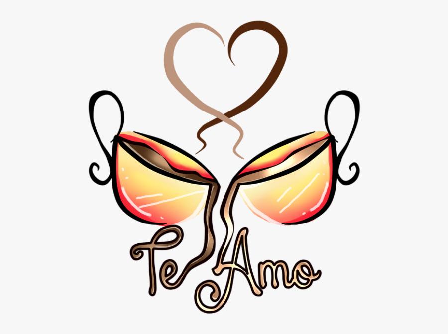 Publicat De Eu Ciresica La - Logo Of A Cafe, Transparent Clipart