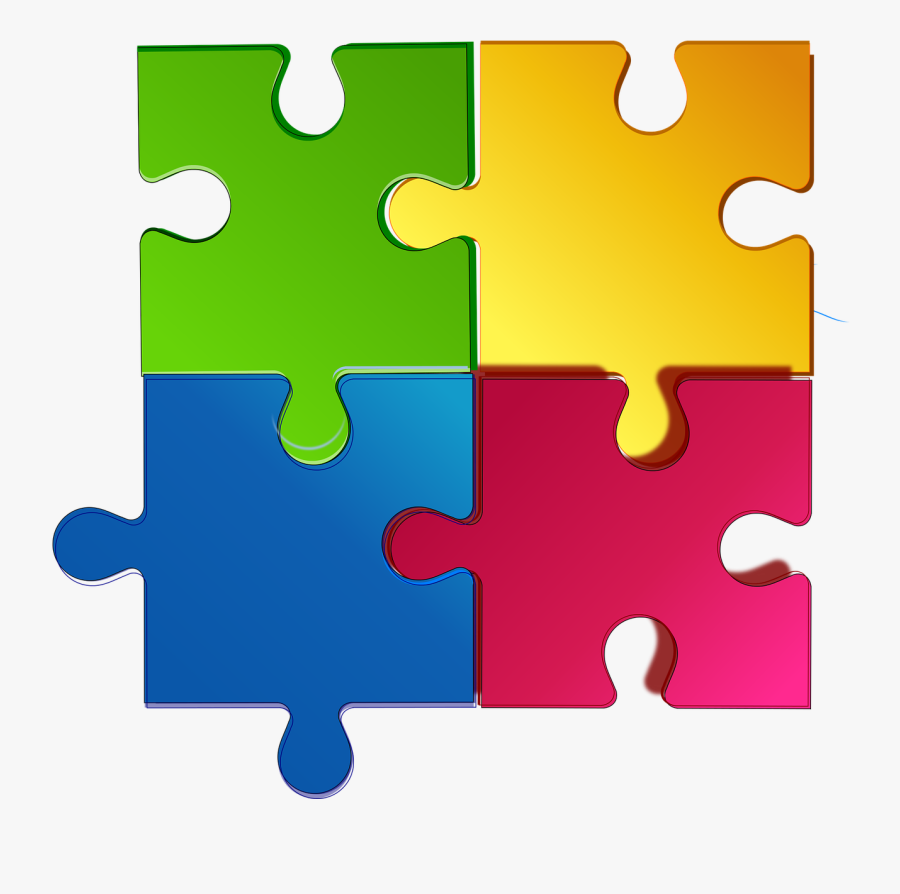 Clipart Teacher Strategy - Transparent Background Puzzle Clipart, Transparent Clipart