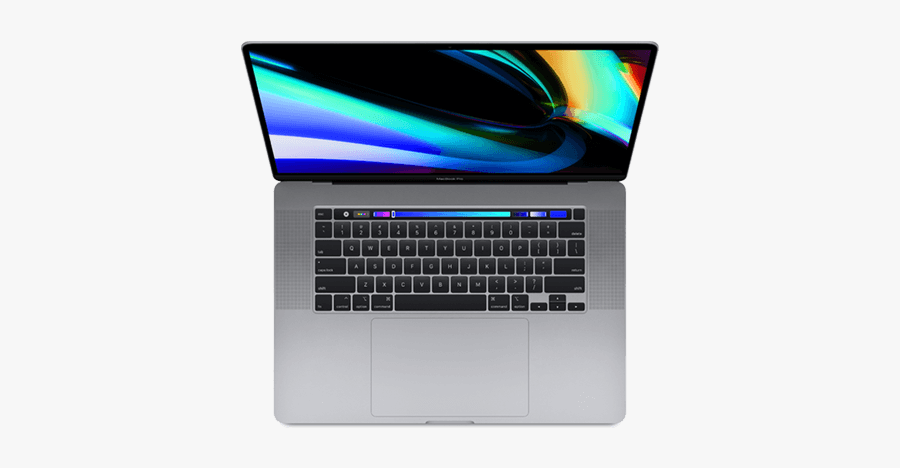 Apple Macbook Pro 16, Transparent Clipart
