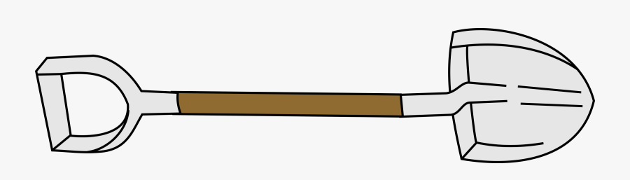 Gardener Clipart Shovel - Spade, Transparent Clipart