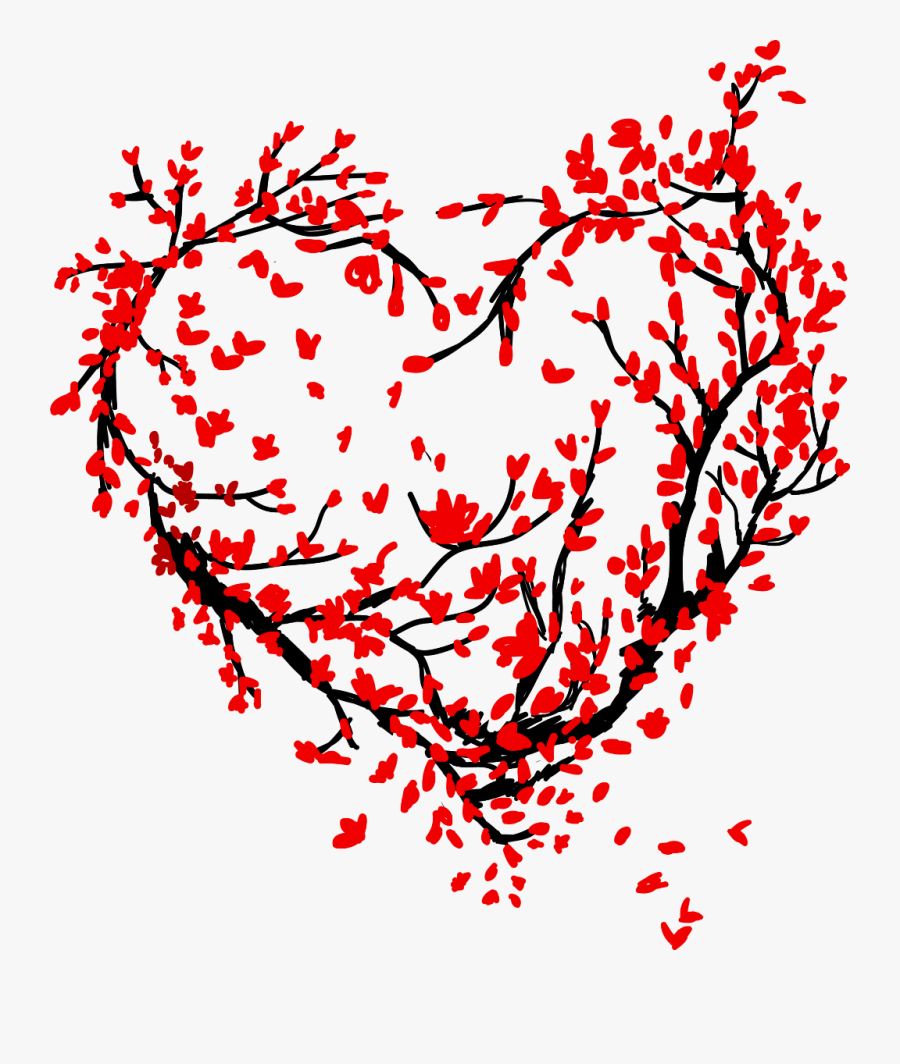 #heart #flower #broken #heart #emoji #crown #circle - Plano De Fundo Mary Kay, Transparent Clipart