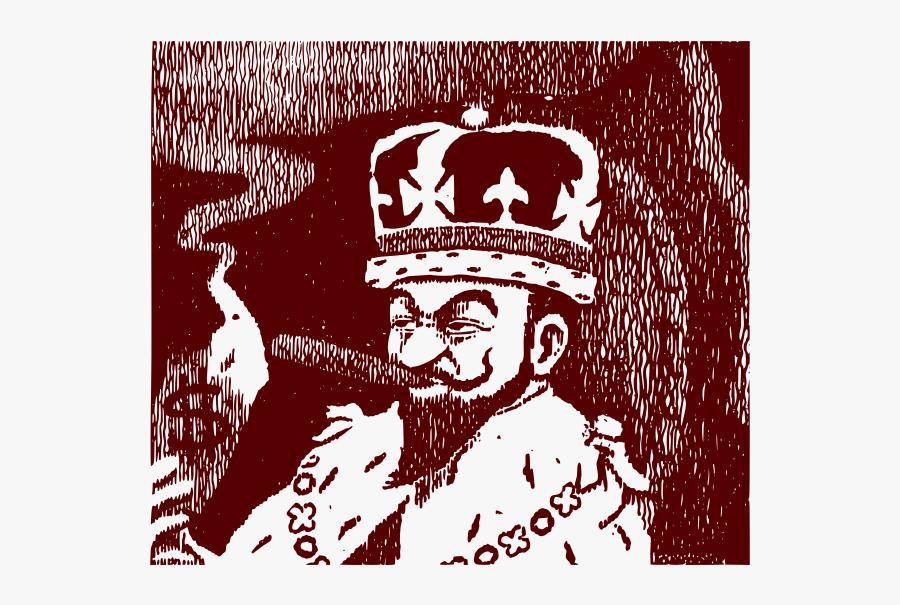 Burn Money King - Portable Network Graphics, Transparent Clipart