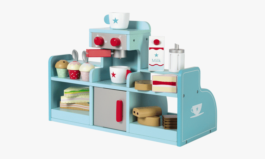 Star Beans Coffee Shop - Coffee Shop Wooden Toy, Transparent Clipart
