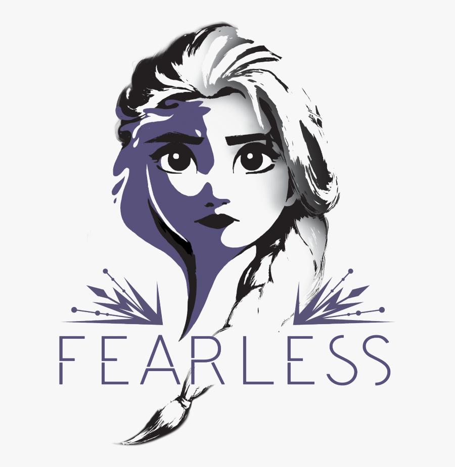 Elsa Fearless, Transparent Clipart