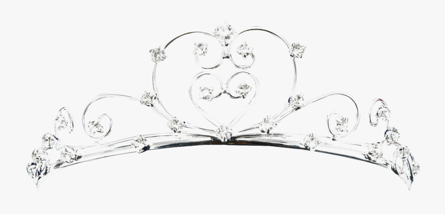 Silver Princess Crown Png File - Princess Silver Crown Png, Transparent Clipart