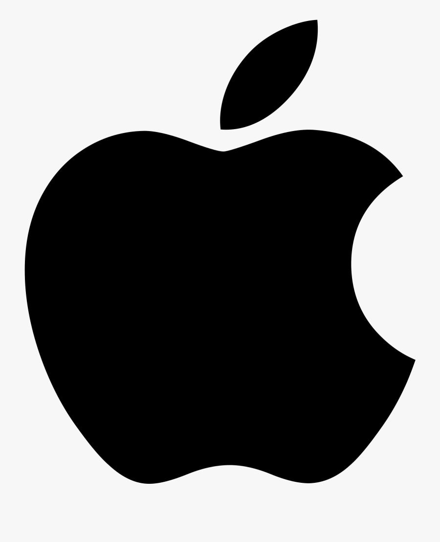 Apple Logo Computer Icons Clip Art - Turbo C++ Apple Logo, Transparent Clipart