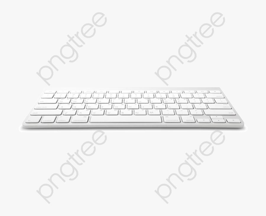 Transparent Keyboard Clipart - Computer Keyboard, Transparent Clipart