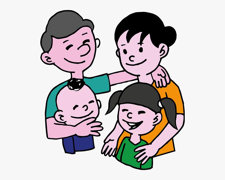 Ayah Dan Ibu Kartun Free Transparent Clipart Clipartkey