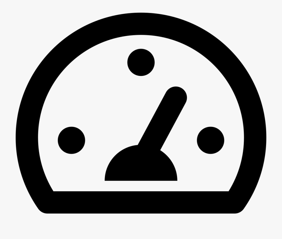 Tachometer Png Icon Free Download - Icon, Transparent Clipart