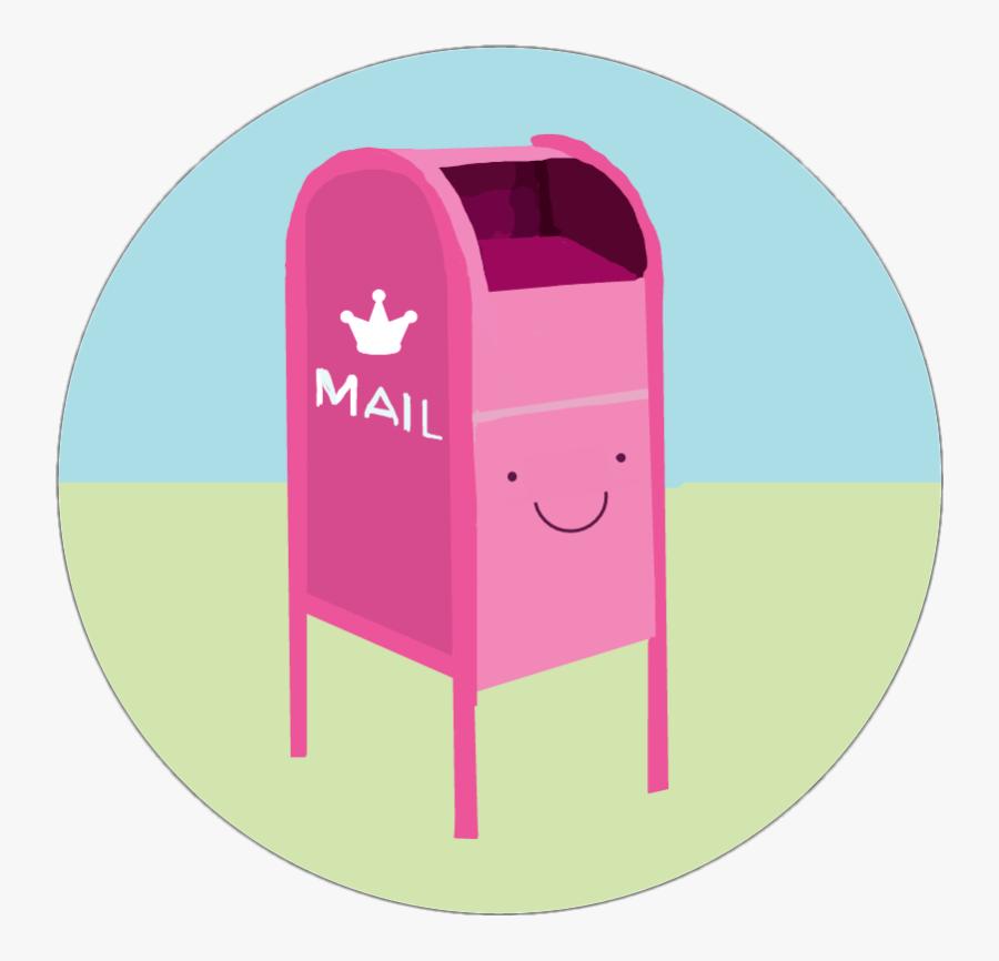 #mailbox #kawaii #pink #cute #mailboxstickerchallenge - Mail Box Kawaii, Transparent Clipart