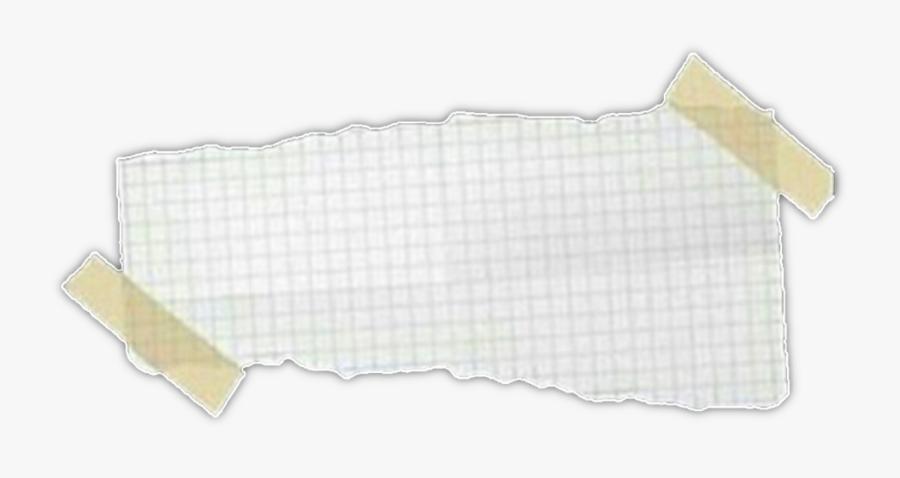 Scratch Paper Png - Torn Piece Of Paper, Transparent Clipart