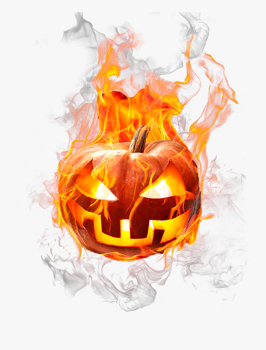 Halloween Pumpkin Gif Png, Transparent Clipart