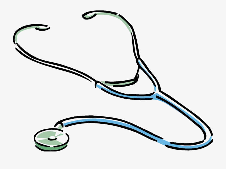 Stethoscope Free Content Nursing Clip Art - Transparent Background Stethoscope Clipart, Transparent Clipart