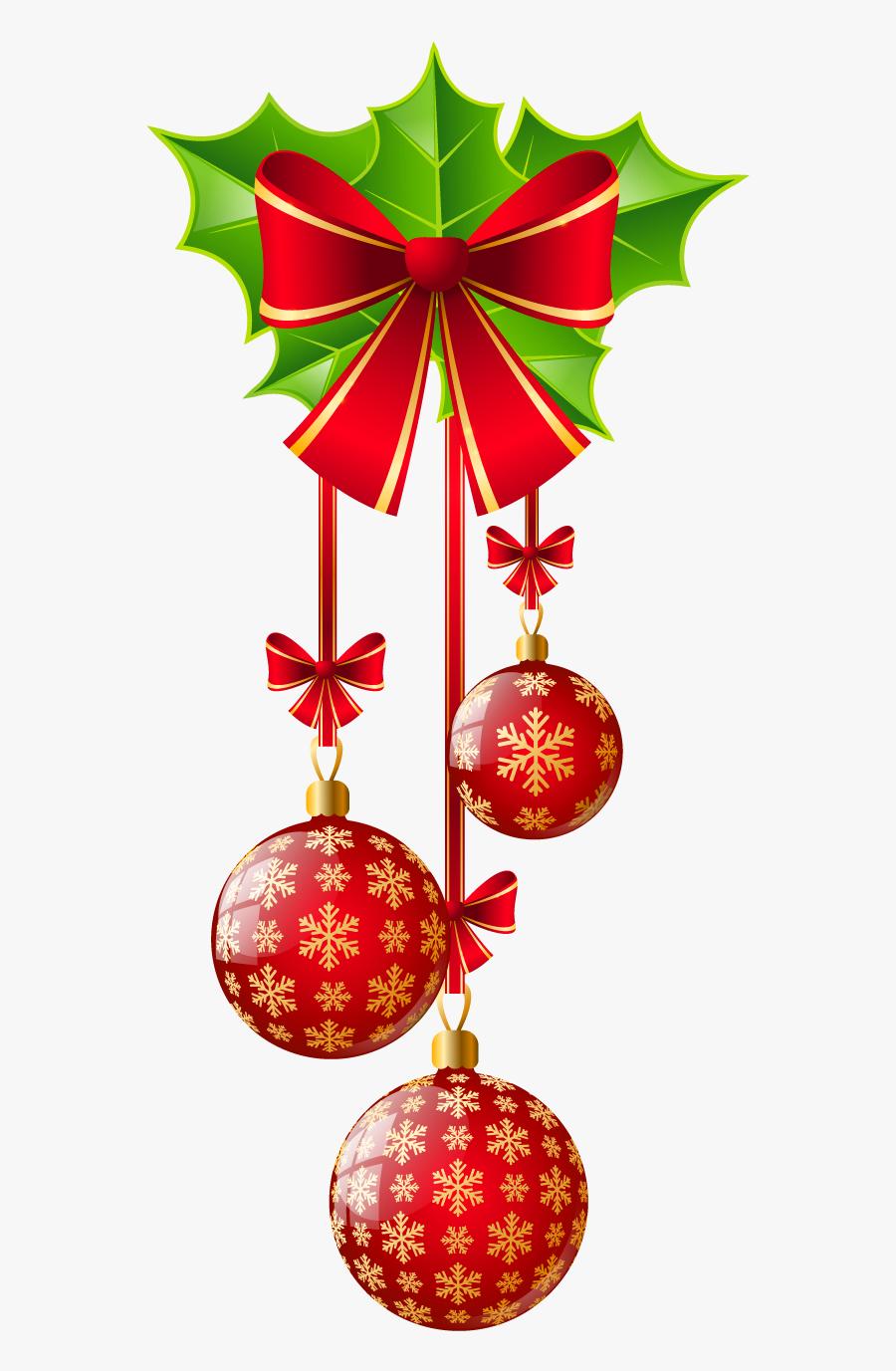 Christmas Ornament Christmas Decoration Clip Art - Christmas Decorations Clipart Png, Transparent Clipart