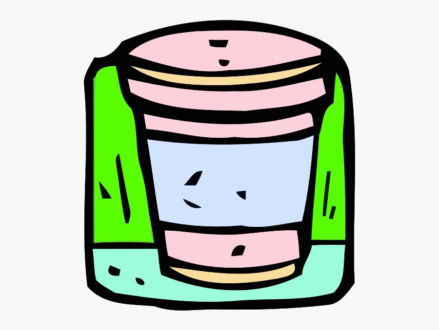Colorful Coffee - Yogurt, Transparent Clipart